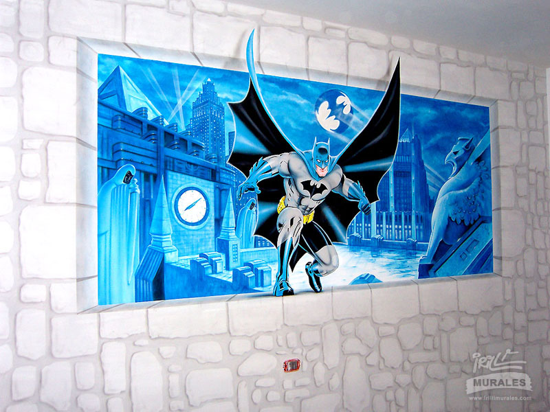 In Cameretta con Batman