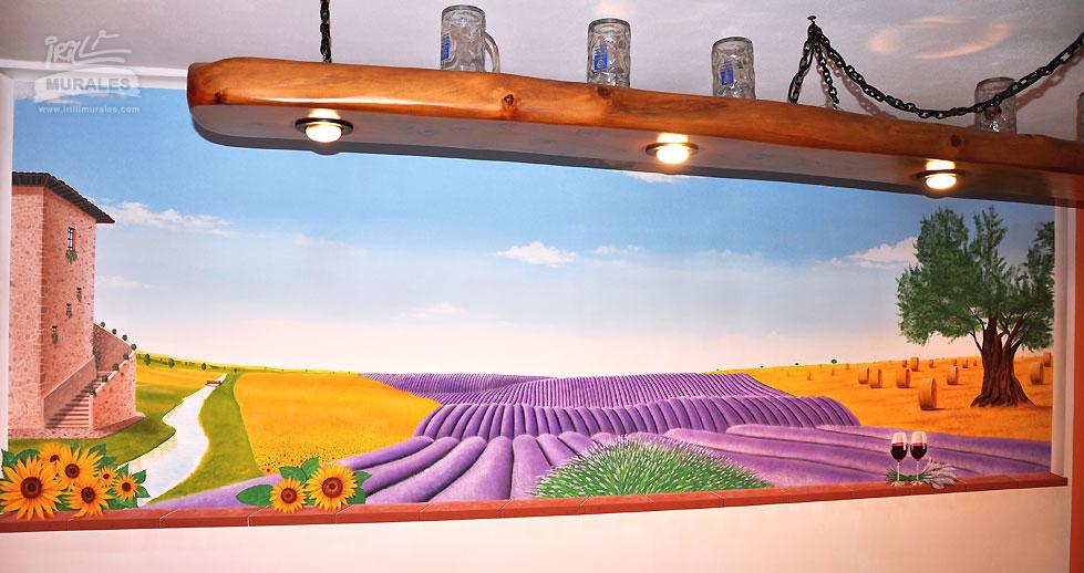 Tavernetta con vista panoramica