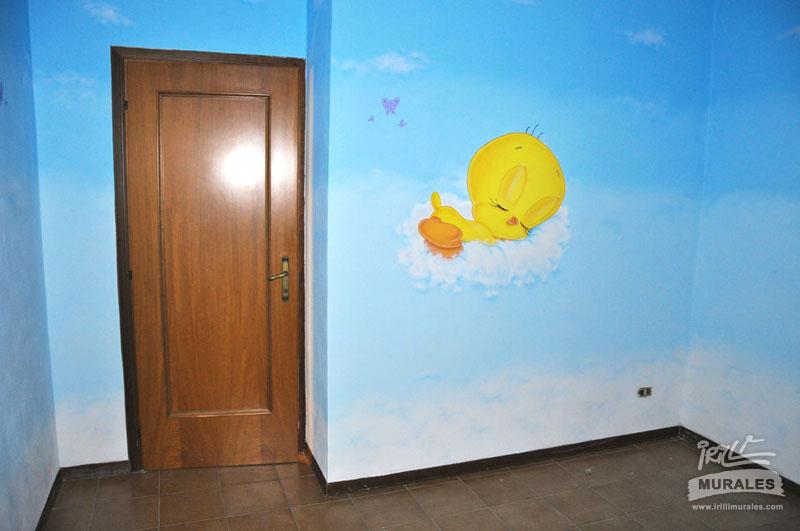 IRILLI MURALES - Murales per Cameretta con il tema di Winnie ...