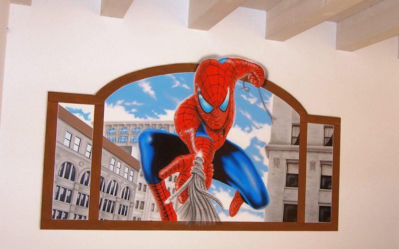 cameretta_spiderman_irilli_murales5
