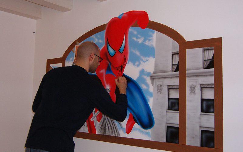 cameretta_spiderman_irilli_murales6