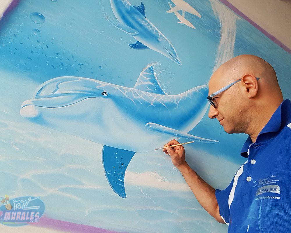 Dipinti Murali Per Camerette colori e materiali - irilli murales