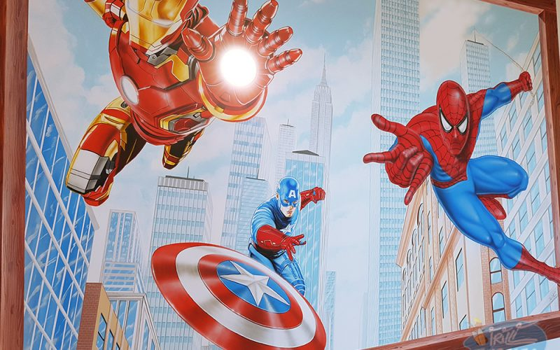 murales_supereroi_iron_man_spiderman_capitan_america